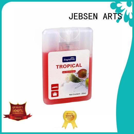 air spray perfume auto air freshener mini JEBSEN ARTS Brand