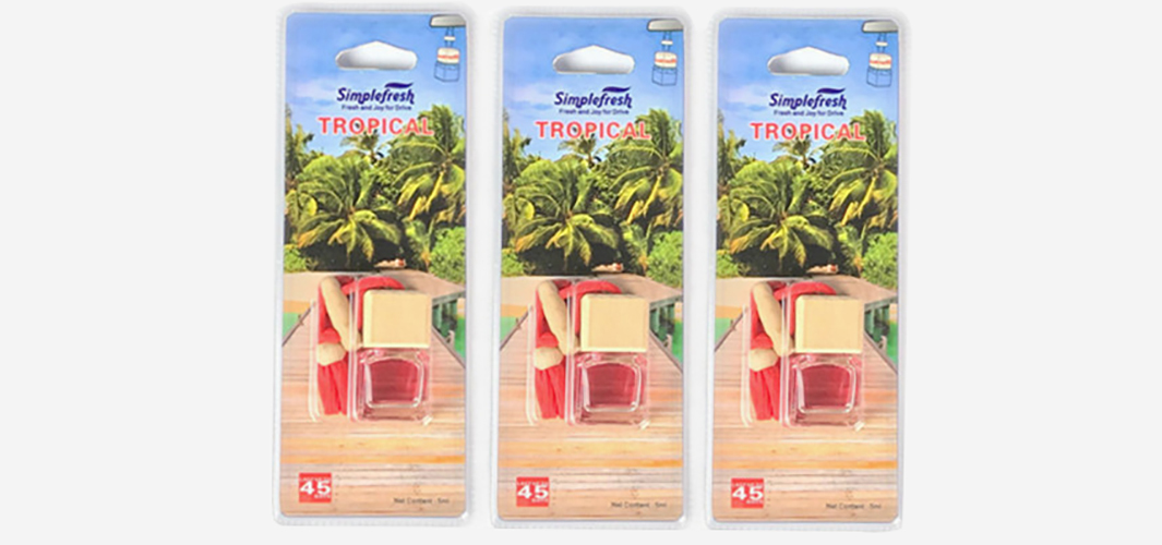 hotel liquid room JEBSEN ARTS Brand custom car air fresheners