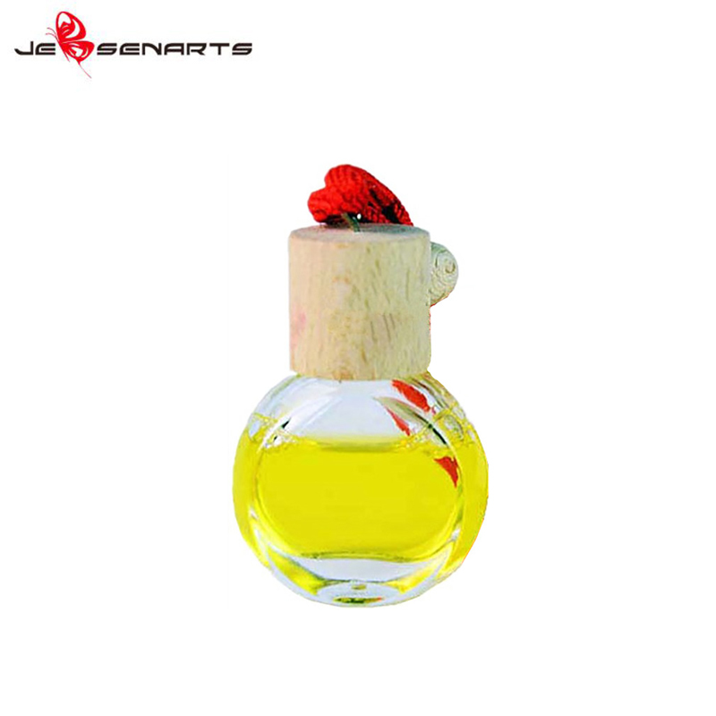 liquid air freshener 5ml areon glass bottle perfume for car hanging Essential oil private label hotel air freshener H04