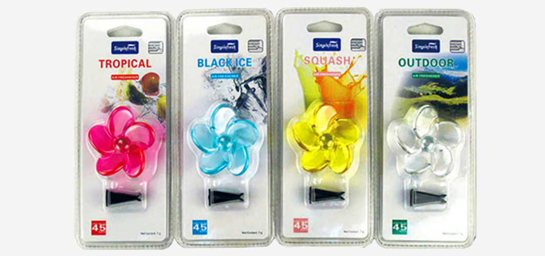 car flower auto chandelier lift motorcar vent air freshener JEBSEN ARTS Brand