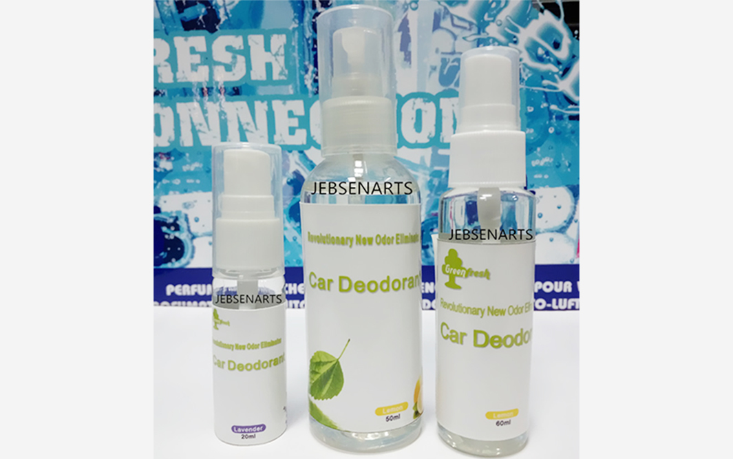 toilet odor eliminator freshener JEBSEN ARTS Brand car odor eliminator