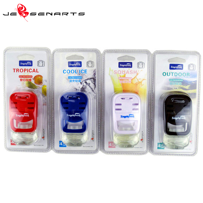 Bottle car vent perfume clip liquid car air freshener stick for car V19