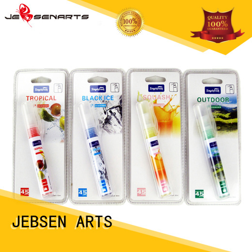 automatic sprays JEBSEN ARTS Brand car air freshener spray