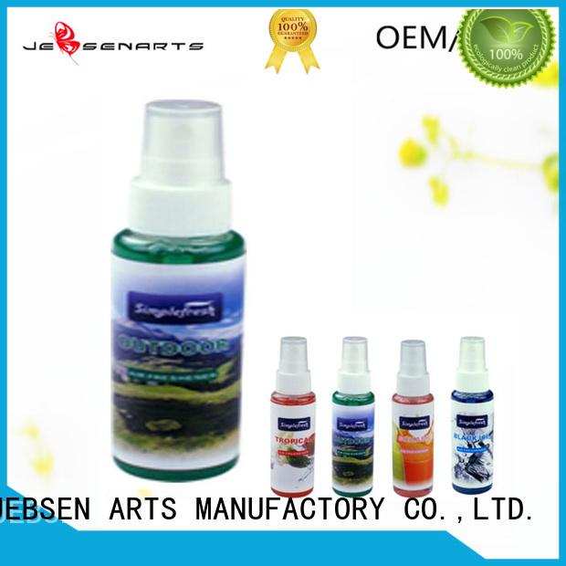 car perfume spray mini JEBSEN ARTS Brand car air freshener spray