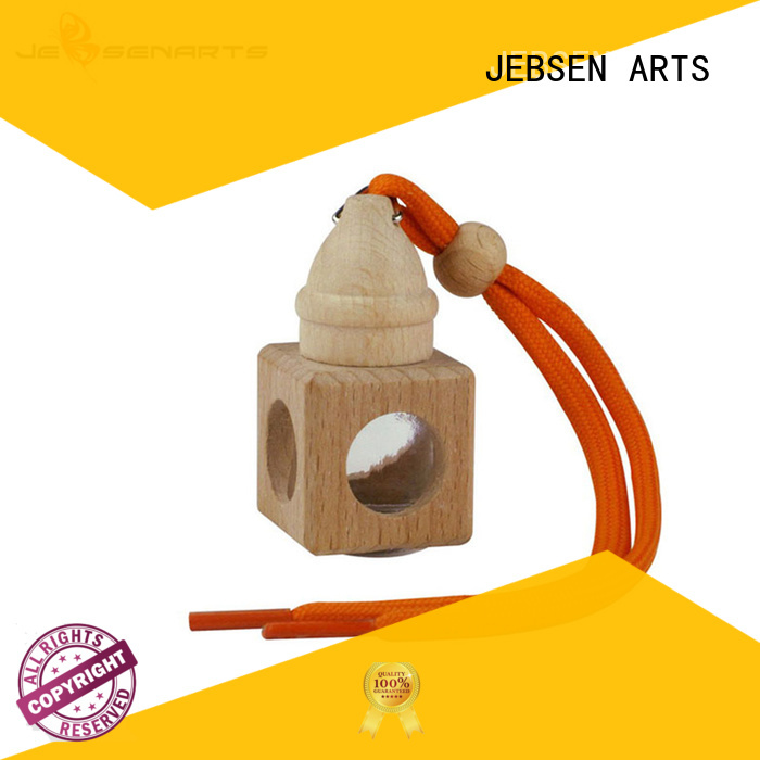 fragrance bottle custom car air fresheners room glass JEBSEN ARTS company