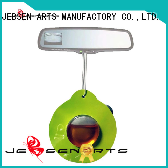 v17 natural car air freshener luxury oil JEBSEN ARTS company