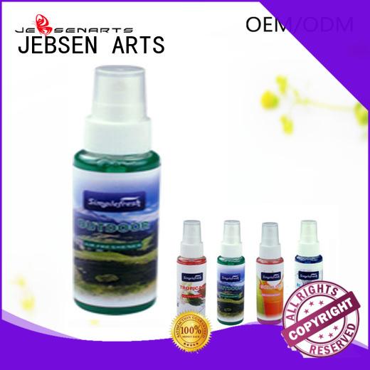 JEBSEN ARTS Brand air pump car perfume spray automatic