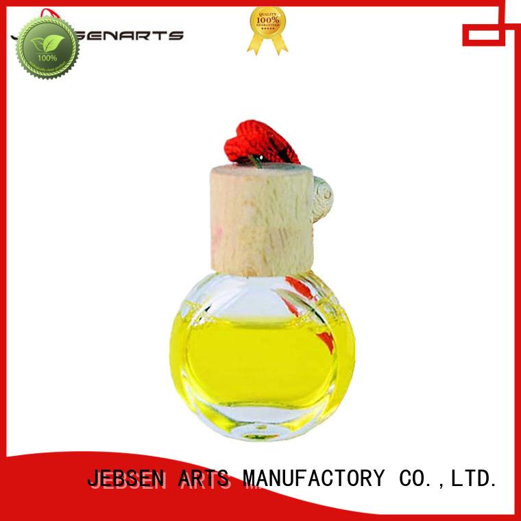 Hot custom car air fresheners hotel JEBSEN ARTS Brand