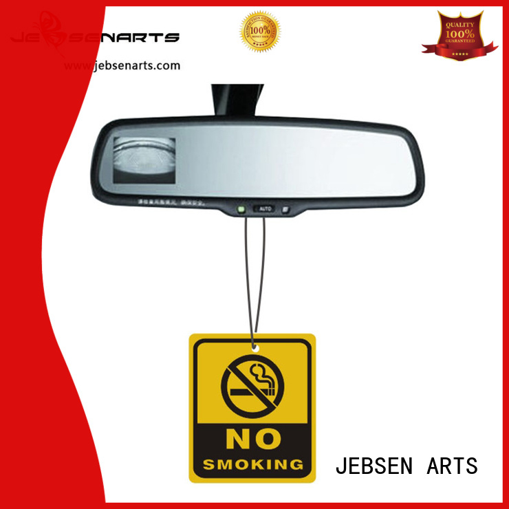 Wholesale air funny car air freshener freshener JEBSEN ARTS Brand