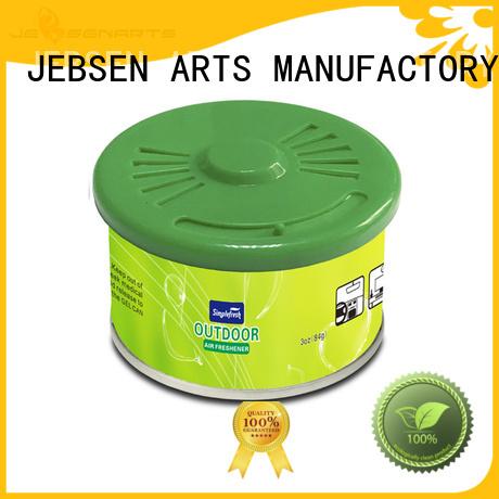 air Custom can room organic air freshener JEBSEN ARTS organic