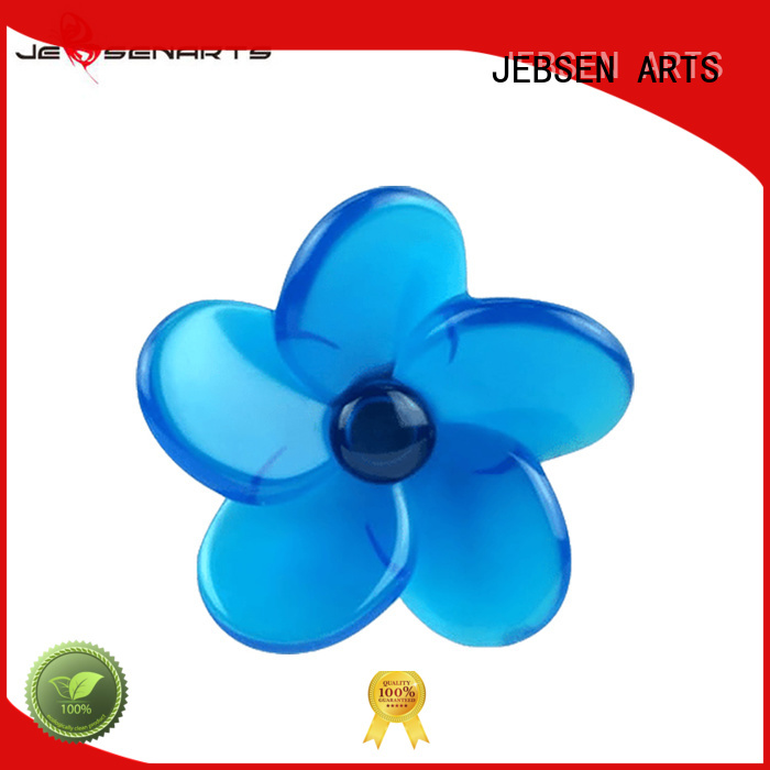 JEBSEN ARTS Brand conditioner round shape personalised air freshener manufacture