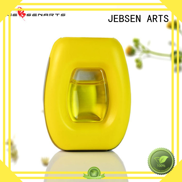 JEBSEN ARTS Brand perfume black freshener scents car air freshener liquid