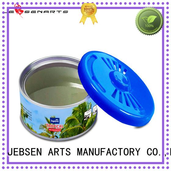 solid gel air freshener freshener JEBSEN ARTS company