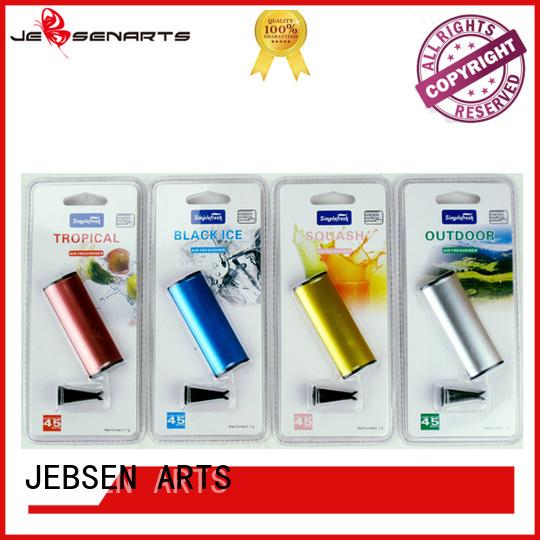 logo wick car vent air freshener conditioner JEBSEN ARTS