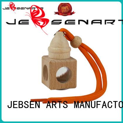 JEBSEN ARTS Brand car bottle custom car air fresheners manufacture