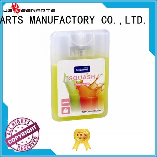 JEBSEN ARTS Brand mini car car air freshener spray manufacture
