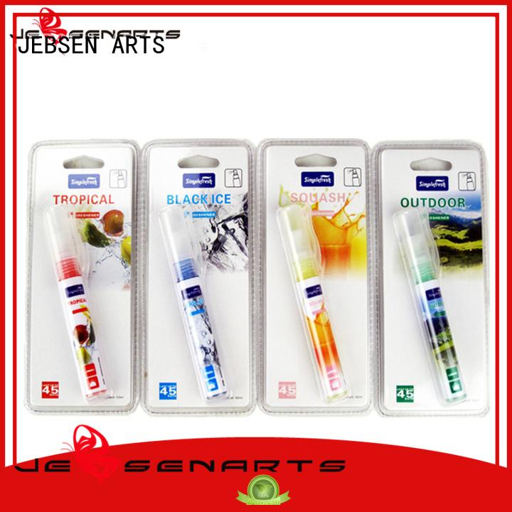 JEBSEN ARTS Brand quality perfume air custom car perfume spray