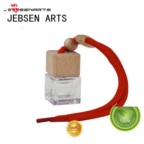 Hot private custom car air fresheners bottle liquid JEBSEN ARTS Brand