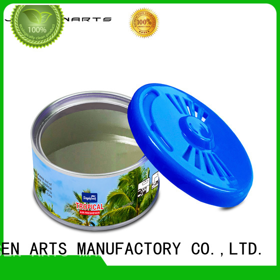 car perfume gel air material freshener Warranty JEBSEN ARTS